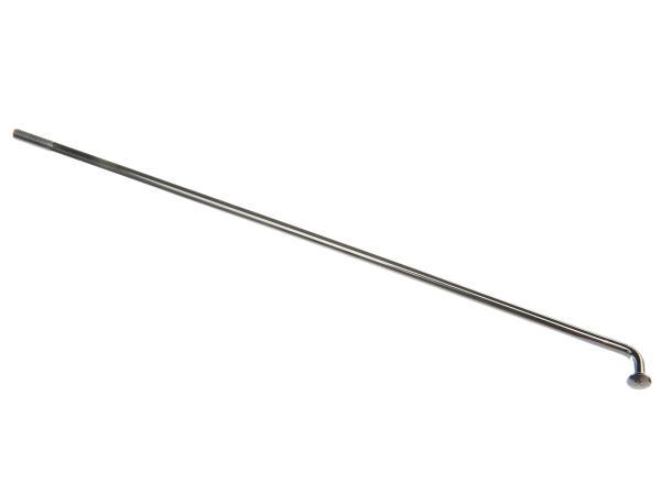 Spoke - 200mm M4 in chrome - for BK350