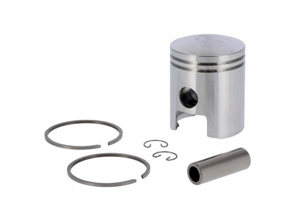 Piston for cylinder Ø53,00 - for MZ TS125, ES125, ETS125 - RT125 (15 mm piston pin)