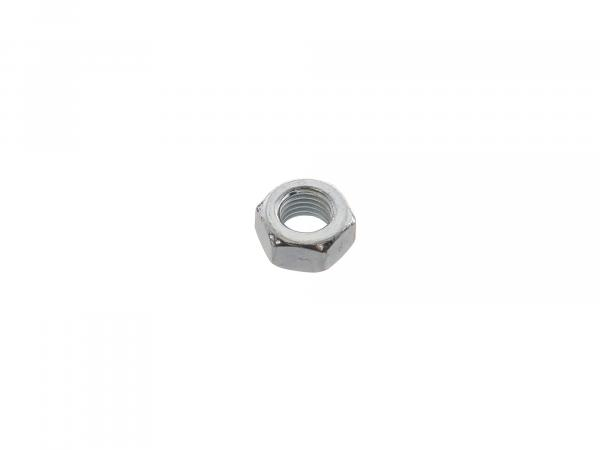 Nut M 8 x 1 DIN 934 galvanised (6.3 mm high)