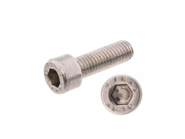 Hexagon socket head cap screw M8x25 - DIN 912VG