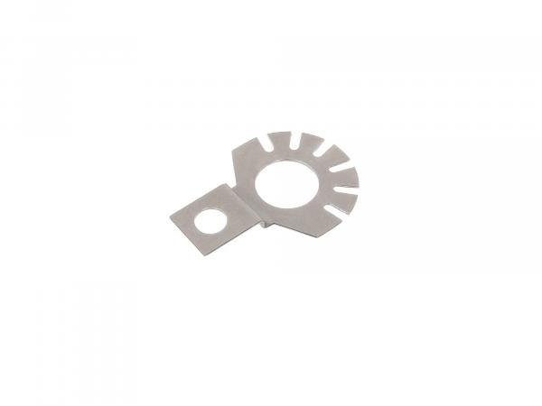 Safety plate for clutch basket - for MZ ES, TS, ETS 125, 150, RT125 - IWL SR 56 Wiesel, SR59 Berlin, TR150 Troll