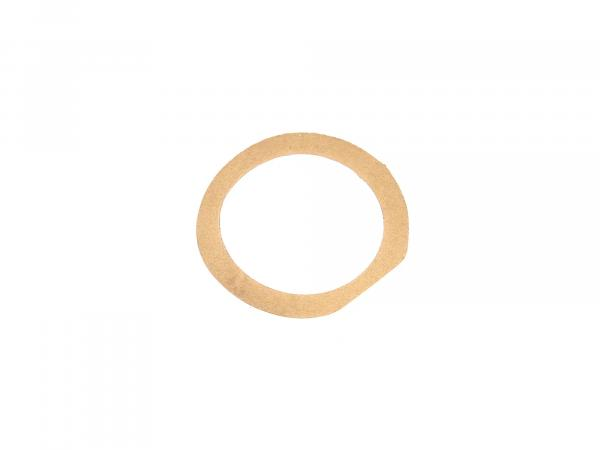 Gasket paper for carburetor cap TS125, TS150 (DDR carburetor)