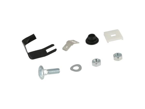 Set: Kleinteile Leerlaufkontakt Motor - für Simson S51, S53, S70, S83, SR50, SR80