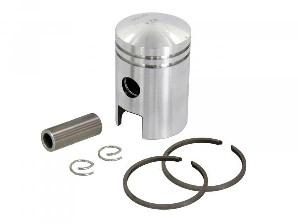 Piston Ø39,98 (surfaces for thrust washers machined) - Simson S50, KR51/1 Schwalbe, SR4-2 Star, SR4-3 Sperber, SR4-4 Habicht