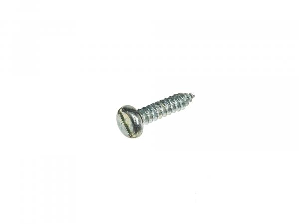 Cylinder tapping screw, slotted 3.5x13 - DIN7971