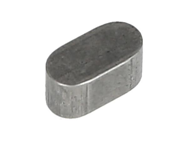 10068593 Passfeder Form A, 4 x 4 x 8 - Simson SR50, SR80, AWO 425 - MZ ES175/2, ES250/2 - Bild 1