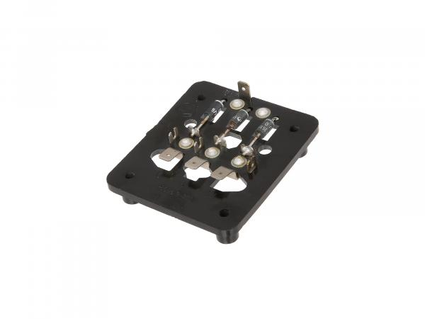 Insulation plate - complete 8046.2-330 for rectifier ETZ 125, 150, 250