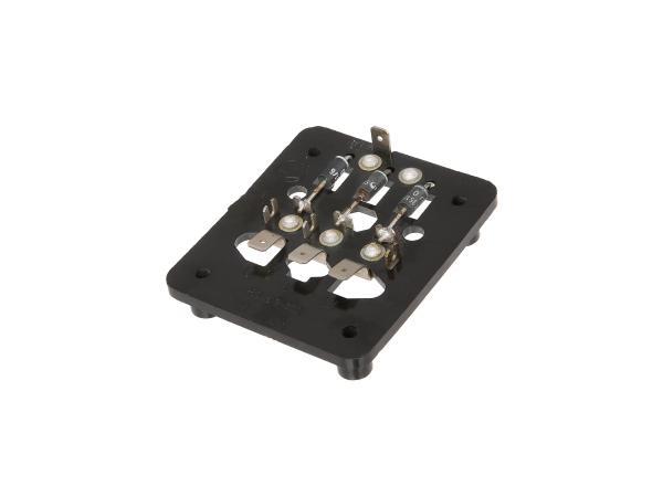 Isolierplatte - vollständig 8046.2-330 für Gleichrichter ETZ 125, 150, 250