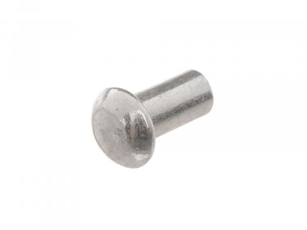 Half-round rivet 5 x 10 (DIN 660)