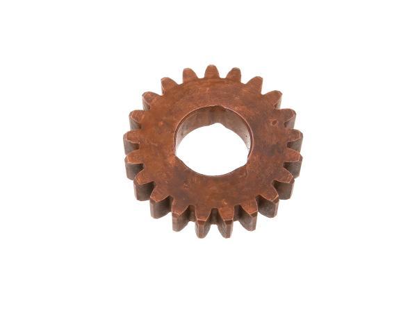 Drive wheel 4th gear (21 teeth) TS250/1, ETZ250, ETZ251, ETZ301