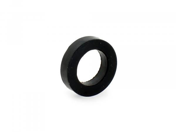 Rubber washer 22x14mm, height 5mm for swingarm, front fender - Simson KR51 Schwalbe, SR4, Duo4