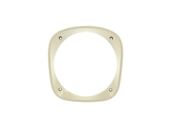 Frontring/ Lampenring/ Blendrahmen für Reflektor ES175/2, ES250/2 - Elfenbein