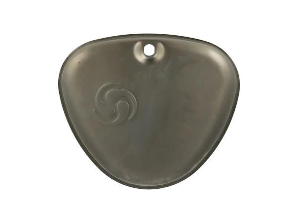 10069262 Rohfertigteil Seitendeckel links zum Werkzeugkasten, ohne Bohrung für Zündschloss - Simson S50N, S51N - Bild 1