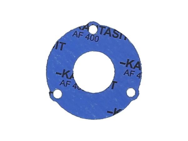 10069220 Dichtung Kautasit 1,0mm stark für Dichtkappe Abtriebswelle - für Simson S50, Schwalbe KR51/1 - Bild 1
