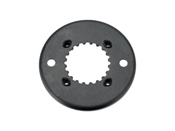 10055302 Kupplungsplatte (4 Noppen Ausführung) - für Simson S51, S70, S53, S83, SR50, SR80, KR51/2 - Bild 1
