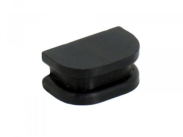 Rubber stopper Lima cover/motor housing (small without bore) Simson S51, S53, S70, S83, SR50, SR80