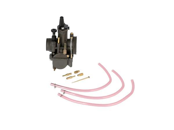 10069634 ZT Tuning Flachschieber Vergaser 28mm GEN2 - Bild 1