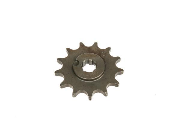 Ritzel, kleines Kettenrad, 13 Zahn - für Simson S50, KR51/1 Schwalbe, SR4-2 Star, SR4-3 Sperber, SR4-4 Habicht