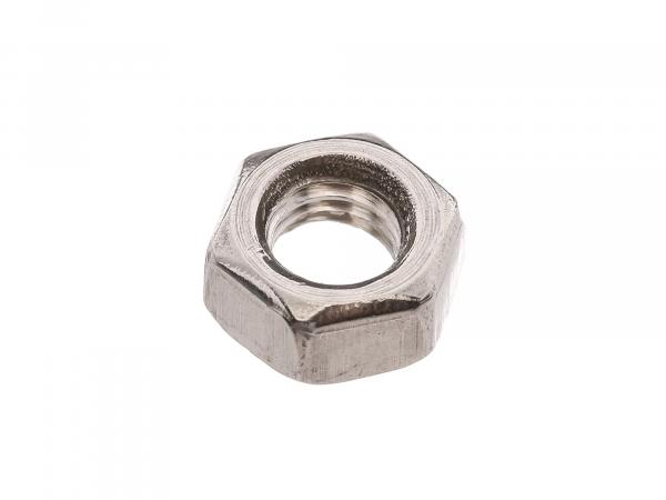 Hexagon nut M6 in stainless steel - DIN934
