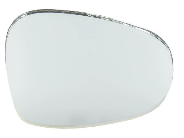 Spiegelglas, Niere-eckig, links, 104 x 87mm