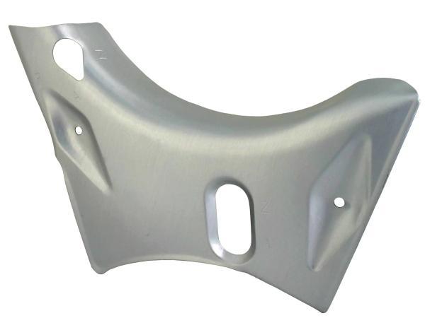 10041109 Motorabdeckung links SR2, SR2E (Aluminium) - Bild 1