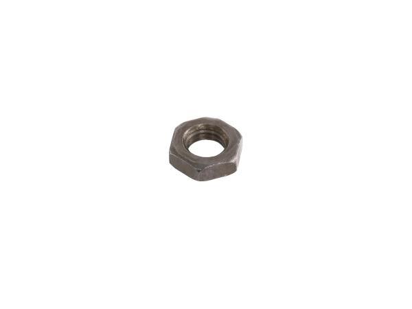 Hexagon nut M6 x 0.75-04-A4K (DIN 936) - Hexagon BVF for adjusting screws