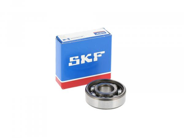Ball bearing 6302 C3, output shaft right - Simson S50, KR51/1, SR4-2, SR4-3, SR4-4, SR1, SR2, KR50 - MZ TS250