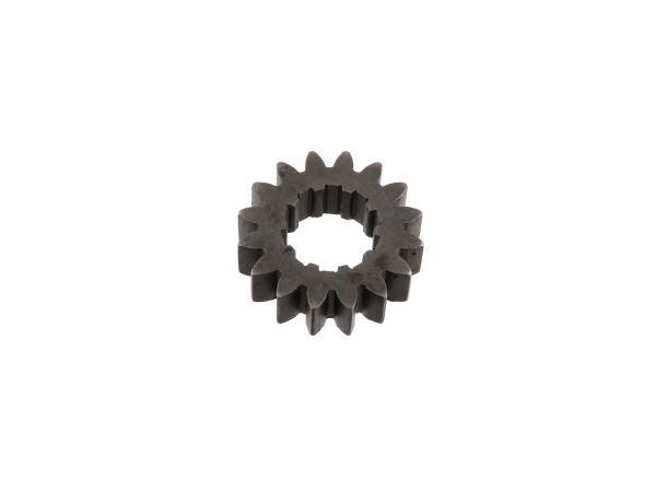Festrad 16 Zahn, 2.Gang (4-Gang Motor) - Simson S51, KR51/2 Schwalbe