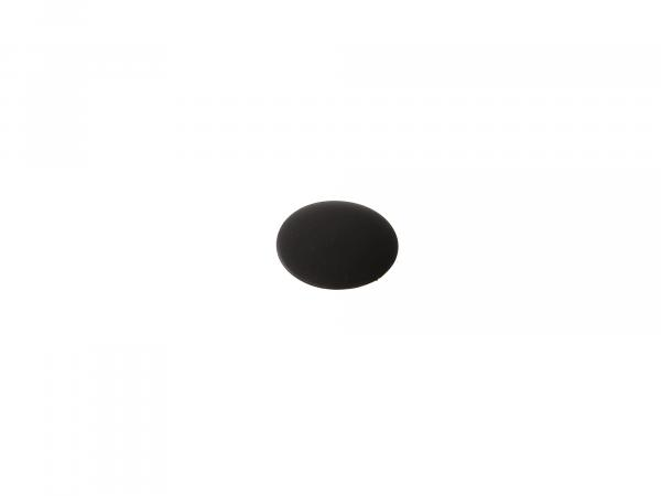 Abdeckstopfen, schwarz, für Innensechskantschrauben (z.B. am Armaturenträger) - für ETZ und TS
