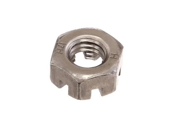 castle nut M10 low form - DIN937