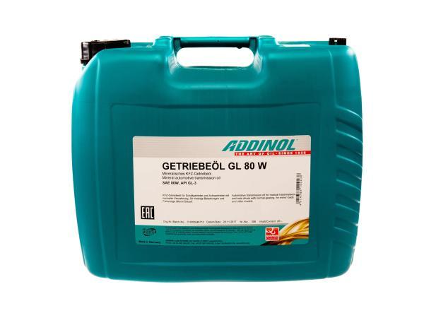 10003079 ADDINOL Getriebeöl - 20l - Bild 1