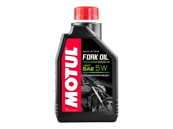 MOTUL Fork Oil Expert light Gabelöl 5W - 1 Liter