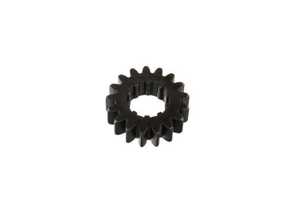 Festrad 17 Zahn, 2 Gang (3-Gang Motor) - Simson S51, KR51/2 Schwalbe