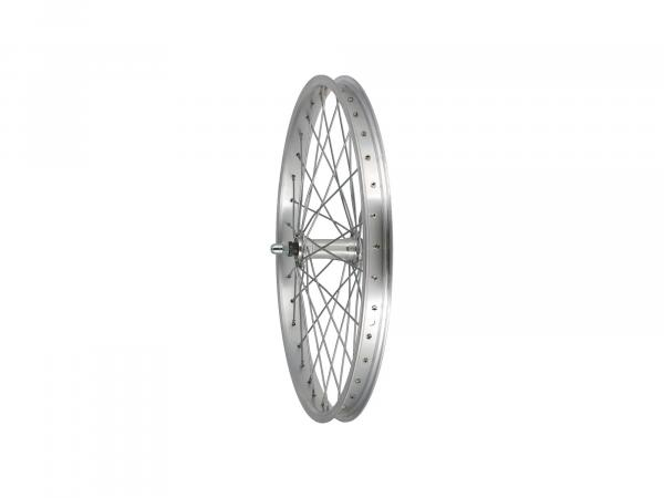 spoke wheel 1,20 x 16 - aluminium, for moped trailer