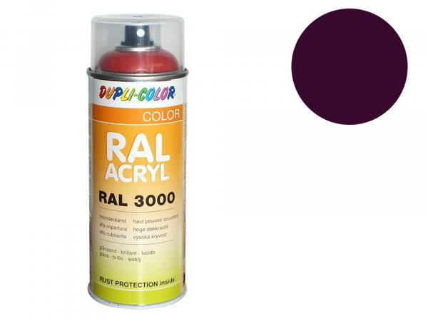 Dupli-Color Acryl-Spray RAL 4007 purpurviolett, glänzend - 400 ml