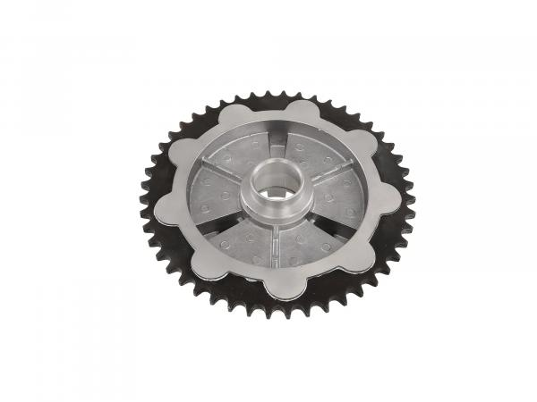 ETZ251 (rear large sprocket 48 teeth)