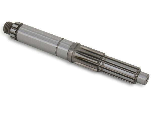 Kupplungswelle für 5-Gang Getriebe - für Simson S51, KR51/2 Schwalbe, S53, S70, S83, SR50, SR80
