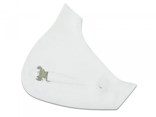 GFK decorative sheet left SR2 - for front fork - light and robust!