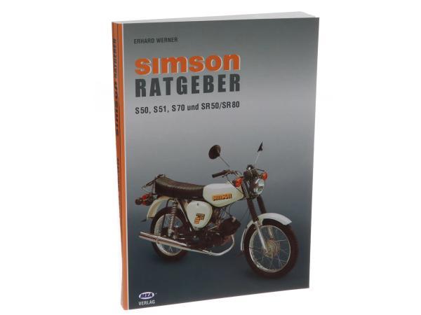 "10002772 Buch - ""SIMSON RATGEBER"" - Bild 1"