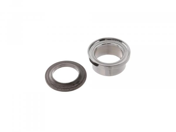 SET race rings (pair), without balls - for BK350