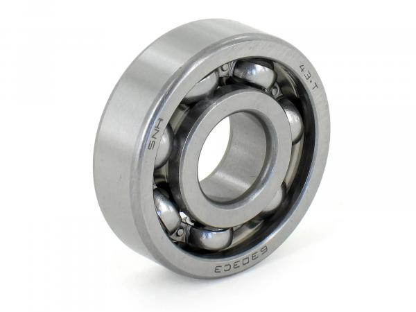 Ball bearing 6303 C3, crankshaft left/right - for Simson S50, KR51/1 Schwalbe, SR4-2 Star, SR4-3 Sperber, SR4-4 Habicht, AWO S