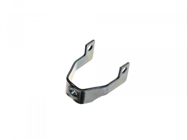 Front clamp for heat protection - for Simson S51, S70, S53, S83 Enduro
