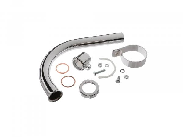 SET manifold cpl. 220lg. for long exhaust SR1, SR2E