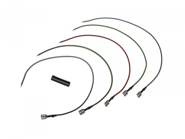 Wiring harness to the charging station - Simson S50, S51, S70, KR51 Schwalbe, SR4-2 Star, SR4-3 Sperber, SR4-4 Habicht