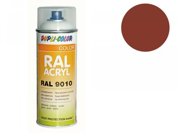 Dupli-Color Acryl-Spray RAL 8004 kupferbraun, glänzend - 400 ml