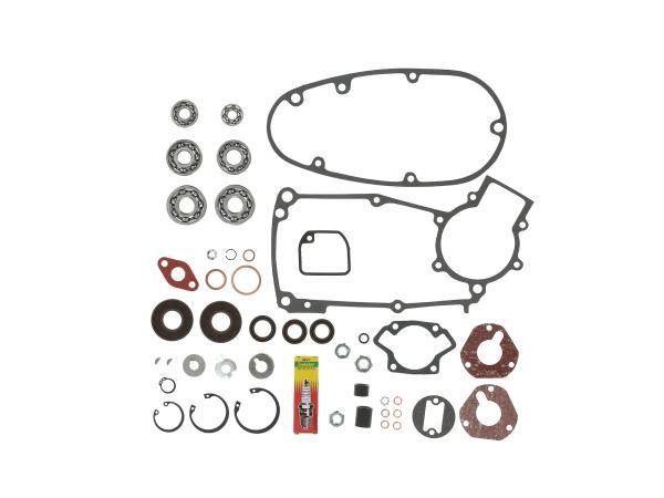 Set: Motorregenerierung SNH für Motortyp M53/2 - für Simson Schwalbe KR51/1