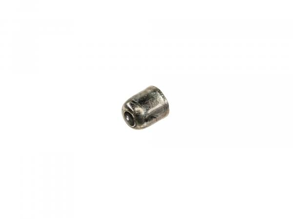 End cap for Bowden cable cover, Ø 4,0mm