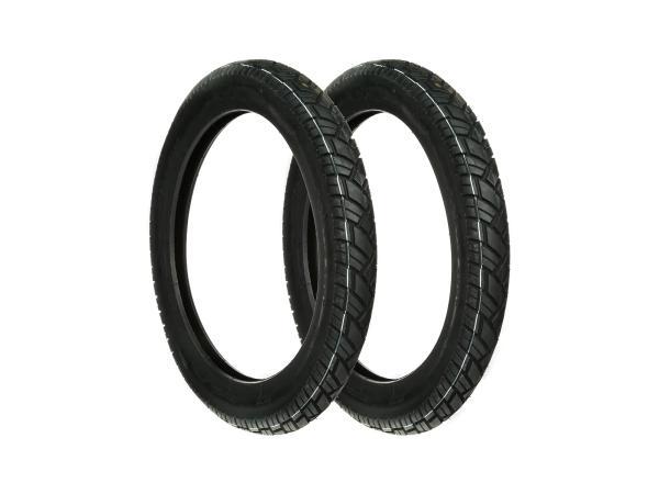 GP10000275 Set: 2x Reifen 2.75 x 16 Vee Rubber VRM 094 - Bild 1