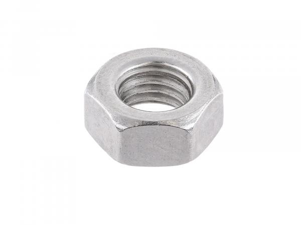 Hexagon nut M7 in stainless steel - DIN934