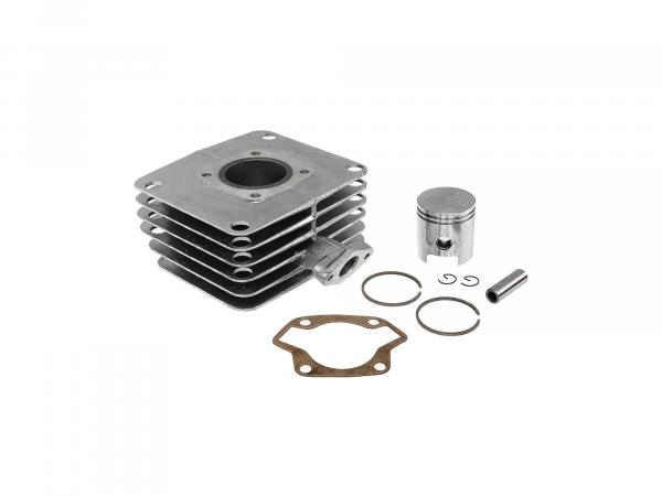 Set: Cylinder with piston, 70ccm - for Simson S70, S83, SR80